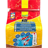Tetra Pond Koi Colour & Growth Sticks Premium Fish Food