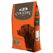 Country Value Chicken Complete Working Dog Food 12kg