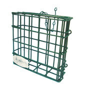 Alan Titchmarsh Suet Block Feeder 120x120x40mm