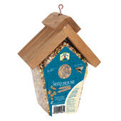 Alan Titchmarsh Wooden Seed House
