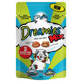 8 x Dreamies Mix Salmon & Tuna 60g