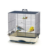 Savic Primo 40 Bird Cage Navy Blue 46x32x48cm