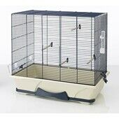 Savic Primo 50 Bird Cage Navy Blue 65x38x56.5cm