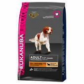 Eukanuba Dog Adult Small / Medium Breed Lamb & Rice