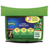 Supa Premium Wild Bird Feeder Cottage