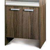 Vivexotic Viva Cabinet Small Walnut 575x490x645mm