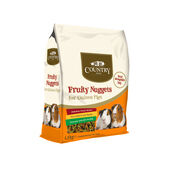 4 x Country Value Guinea Pig Nuggets 1.5kg