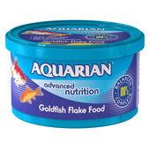 Aquarian Advanced Nutrition Goldfish Flakes Fish Food