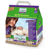 6 x Cat's Best Nature Gold Clumping Cat Litter 5l