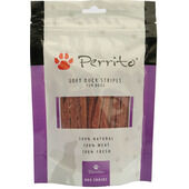 10 x 100g Perrito Soft Duck Strips Dog Snacks