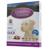 10 x Natures Harvest Adult Duck 395g