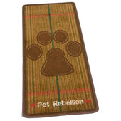 Pet Rebellion Stop Muddy Paws Tweed 45x100cm (18x39