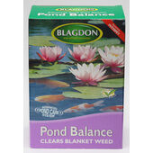 Blagdon Treatment Pond Balance