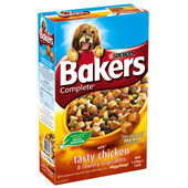 Bakers Complete Adult Chicken & Vegetables