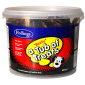 Hollings Tub Of Beefy Treats