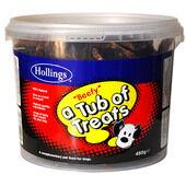 Hollings Tub Of Beefy Treats