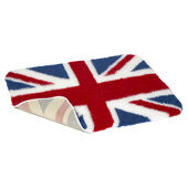Non-slip Vetbed Red & Blue Union Jack 37x27
