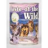 12 x Taste Of The Wild Dog Wetlands In Gravy 374g
