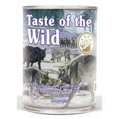 12 x Taste Of The Wild Dog Sierra Mountian Roasted Lamb In Gravy 374g