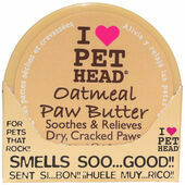 Pet Head Paw Butter Oatmeal