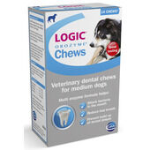 Logic Dental Chew Medium Dog 14 Sticks