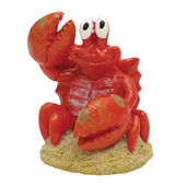 Blue Ribbon Fun & Childrens Happy Beach Crab 5x4x6cm
