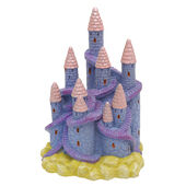 Blue Ribbon Fun & Childrens Fantasy Castle Lilac/pink 9x8x13cm