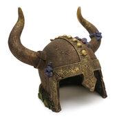 Blue Ribbon Ruins Wrecks & Skulls Viking Helmet Cave 18x12x15cm