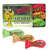 Yeowww Sardine Tin Of Catnip Stinkies