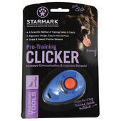 Starmark Pro-training Clicker Dog Training Aid