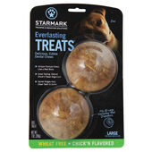 Starmark Everlasting Treats Chicken Dental Dog Chews