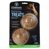 Starmark Everlasting Treats Chicken Dental Dog Chews