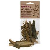8 x Rosewood Naturals Hazlenut Bark Bites 25g