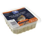 12 x C J Wildlife Hi Energy Nut Cake Square Robin 300g