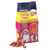 8 x Ancol Just 4 Pets Treats Beetroot & Carrot 90g
