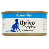 12 x Thrive Complete Adult Ocean Fish 75g