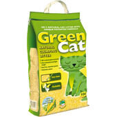 Green Cat Natural Clumping Cat Litter