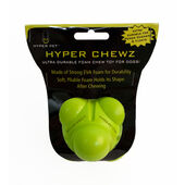 3 x Hyper Pet Eva Chewz Bumpy Ball