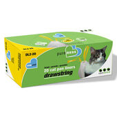 Van Ness Litter Tray Drawstring Liner Large Pk