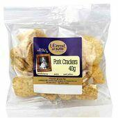 8 x Petsnack Pork Crackers 40g