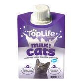 18 x TopLife Formula Cat Milk 200ml