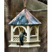 Wildlife World Bemton Hanging Bird Table 30x18x18cm