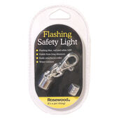 Rosewood Safety Blinker Dog Collar Light