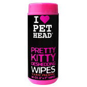 Pet Head Pretty Kitty Wipes Pineapple De Shed 50pk