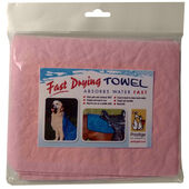 Prestige Fast Drying Towel Pink