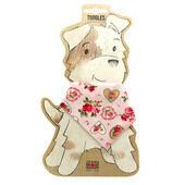 Toggles Twinkles True Love Hearts Dog Bandana