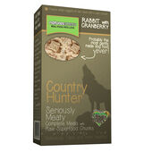 Country Hunter Freeze Dried Dog Complete Crunch Rabbit With Cranberry 700g