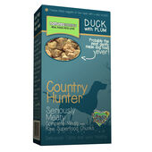 Natures Menu Country Hunter Freeze Dried Dog Complete Crunch Duck With Plum 700g