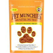 Pet Munchies Natural Chicken Training Treats