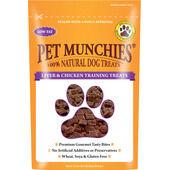 Pet Munchies Liver & Chicken Dog Training Treats